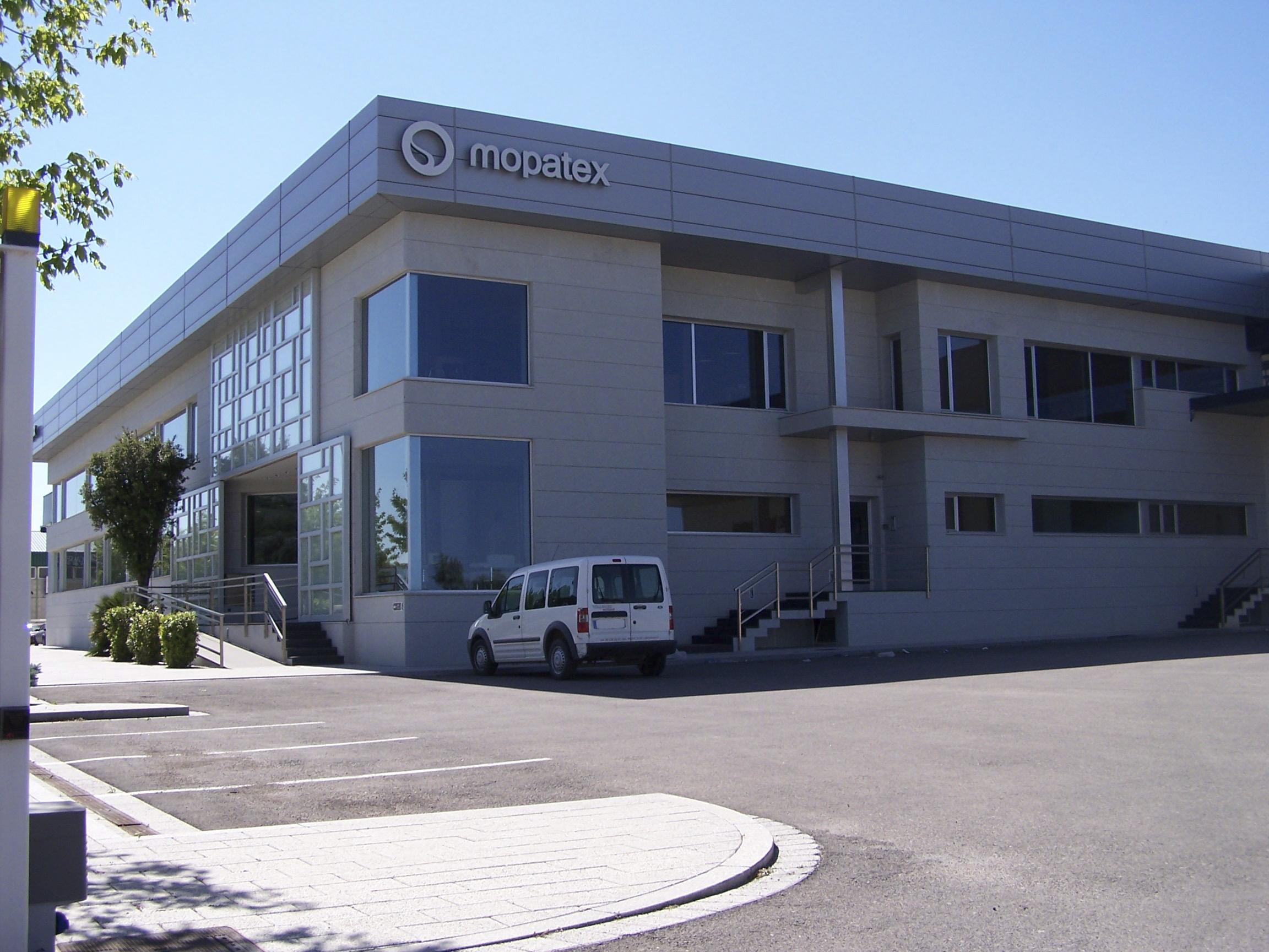 fachada oficina nave industrial | Construcciones Guaita
